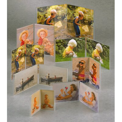 Frame USA Horizontal Single Bent Picture Frame
