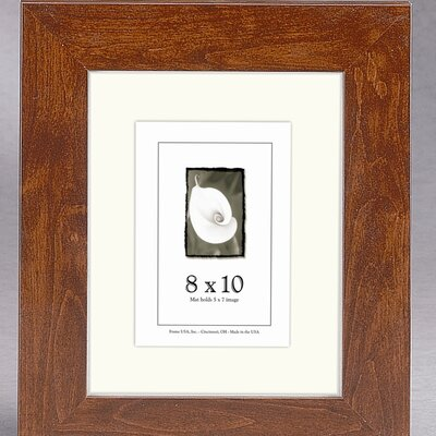 Frame USA Corporate Matted Simple  Picture Frame