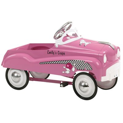 InSTEP Lady Pedal Car