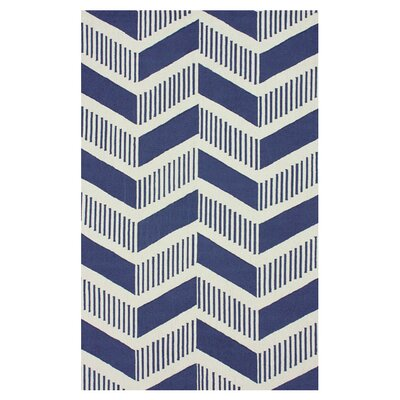 nuLOOM Trellis Blue Shelly Rug