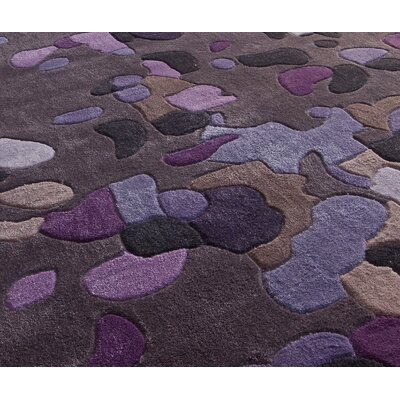 nuLOOM Cine Drops Purple Rug