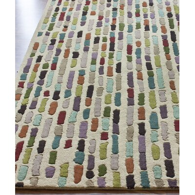nuLOOM Pop Spanish Tiles Multi Rug