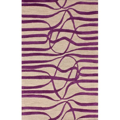 nuLOOM Bella Elite Purple Rug