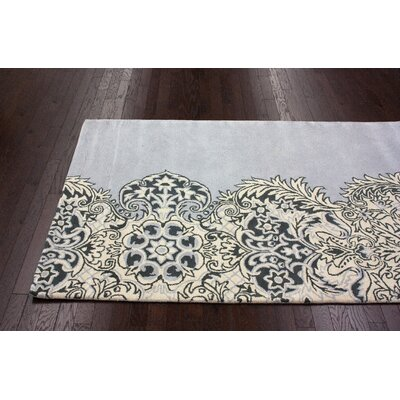 nuLOOM Bella Modica Light Grey Rug