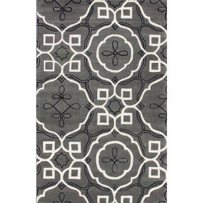 nuLOOM Bella Moroccan Inspire Grey Rug