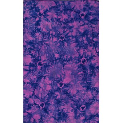 Couture Kilim Splash IV Pink Rug