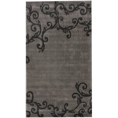nuLOOM Cine Calum Grey Rug