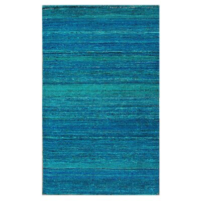 nuLOOM Avignon Horizon Light Blue Rug