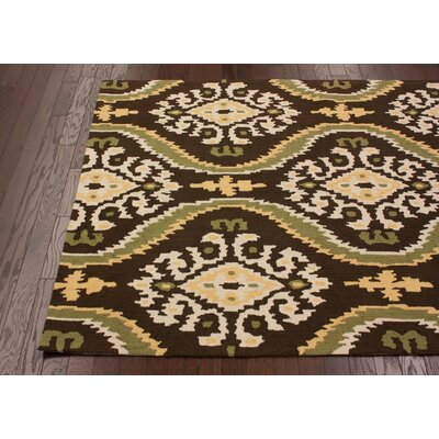 nuLOOM Pop Verona Brown Rug