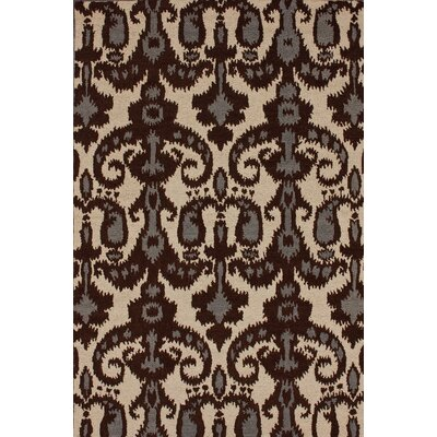 nuLOOM Marbella Spectrum Ikat Choco Rug