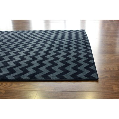 nuLOOM Allure Chevron Blue Rug