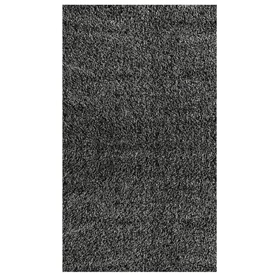 Shaggy Grey Rug
