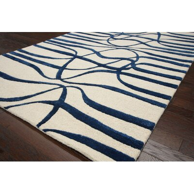 nuLOOM Fancy Navy Elite Rug