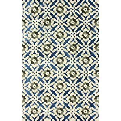 nuLOOM Fancy Blue Tina Rug