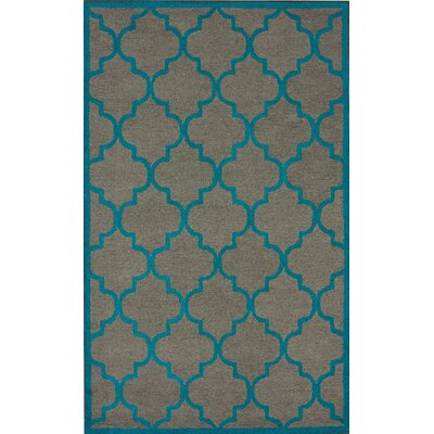 nuLOOM Fancy Grey Madeline Rug