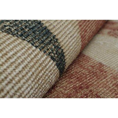 nuLOOM Natura Blue Union Jack Stripes Novelty Rug