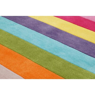 nuLOOM Cine Multi Willow Kids Rug