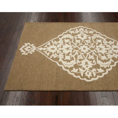 nuLOOM Modella Natural Potion Rug