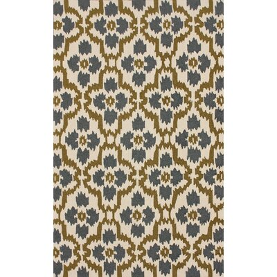 nuLOOM Pop Army Green Sonia Rug