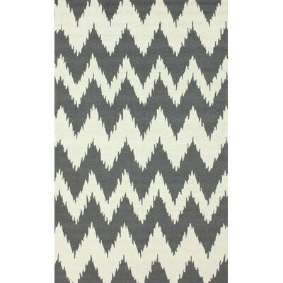 nuLOOM Pop Soft Grey nuChevron Rug