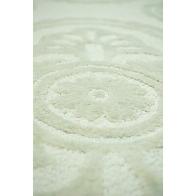 nuLOOM Pop Light Celadon Min Trellis Rug