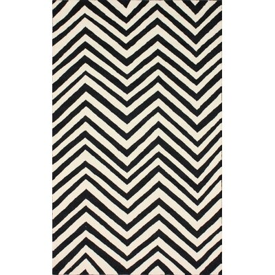 nuLOOM Homestead Ash Arron Chevron Rug