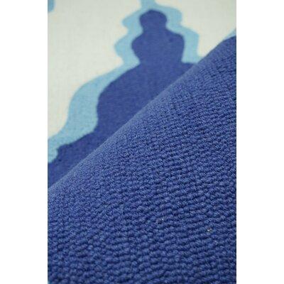 nuLOOM Trellis Blue Mia Rug