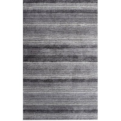 nuLOOM Cine Grey Multi Striped Rug