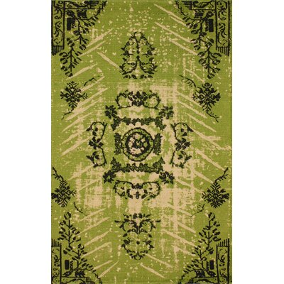 nuLOOM Natural Lime Kolor Rug