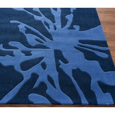 nuLOOM Pop Blue Sparks Rug