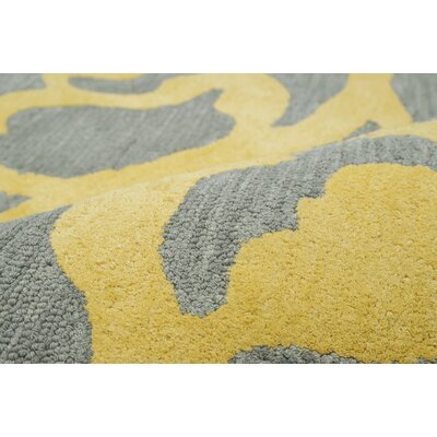 nuLOOM Brilliance Grey Fiona Rug