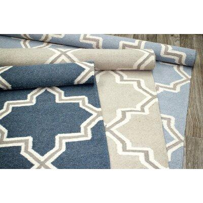 nuLOOM Moderna Blue Sloane Rug