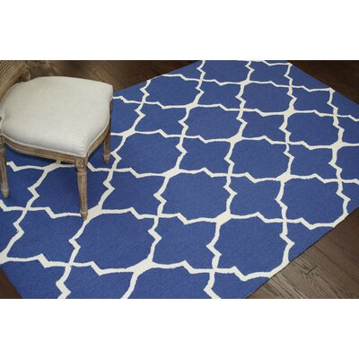 nuLOOM Trellis Regal Blue Neela Rug