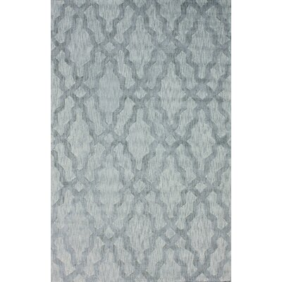 nuLOOM Brilliance Grey Viv Plush Rug