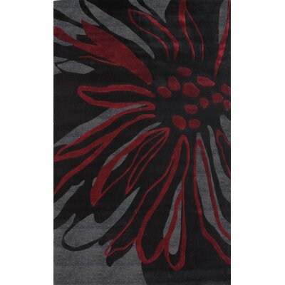 nuLOOM Pop Poinsettia Rug