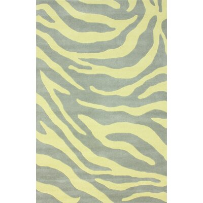 nuLOOM Earth Yellow Madagascar Rug