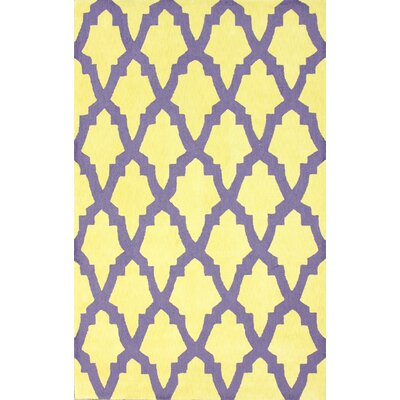 Brilliance Purple Damian Rug