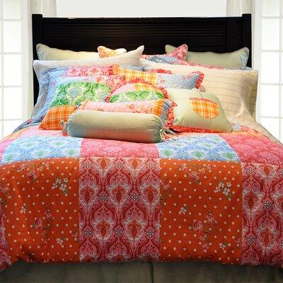 Pointehaven Luxury Cotton 6 Piece Comforter Set