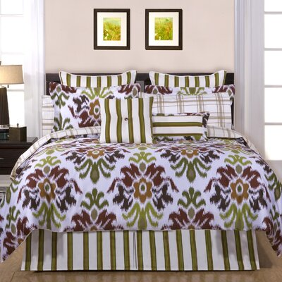 Pointehaven Luxury 6 Piece Comforter Set