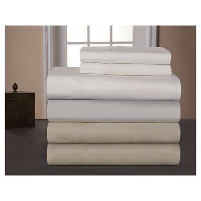 <strong>Pointehaven</strong> 700 Thread Count Deep Pocket Pima Sheet Set