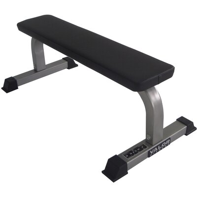 Valor Athletics Flat Utility Bench Reviews Wayfair