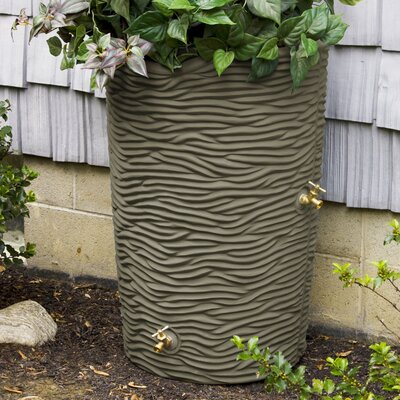 Good Ideas Impressions 50 Gallon Rain Saver Linen