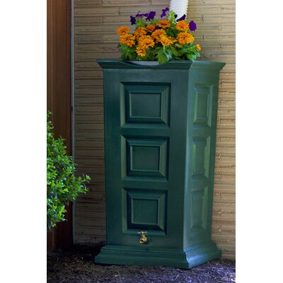 Good Ideas Savannah 55 Gallon Rain Barrel