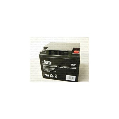 Interstate Battery 12 Volt 44 Amp Sealed Lead Acid Battery