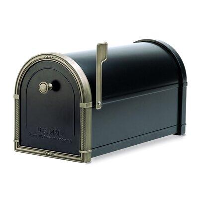 Architectural Mailboxes Coronado Post Mounted Mailbox