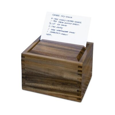 Ironwood Gourmet Recipe Box