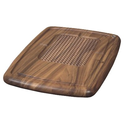 <strong>Ironwood Gourmet</strong> Memphis Pyramid Carving Board