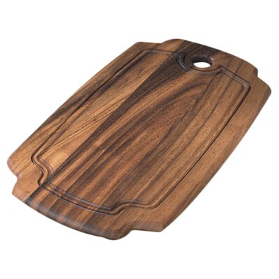 <strong>Ironwood Gourmet</strong> Rectangular Prep Board