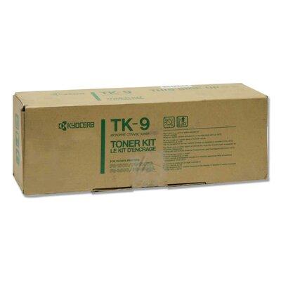 Kyocera Toner Cartridge, 6000 Page Yield, Black