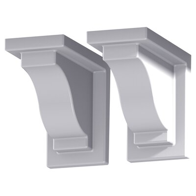 Mayne Inc. Yorkshire Decorative Brackets (Two Pack)